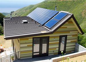 Plantas De Luz Solar Componentes De Un Generador De